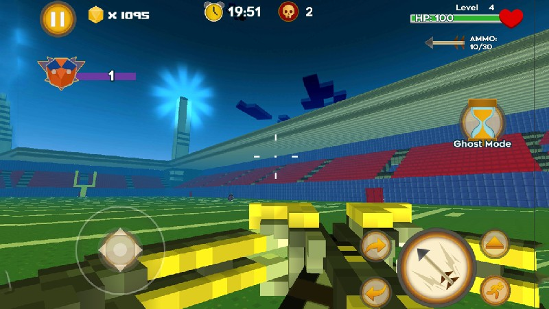 The Survival Hungry Games 2 APK MOD imagen 4