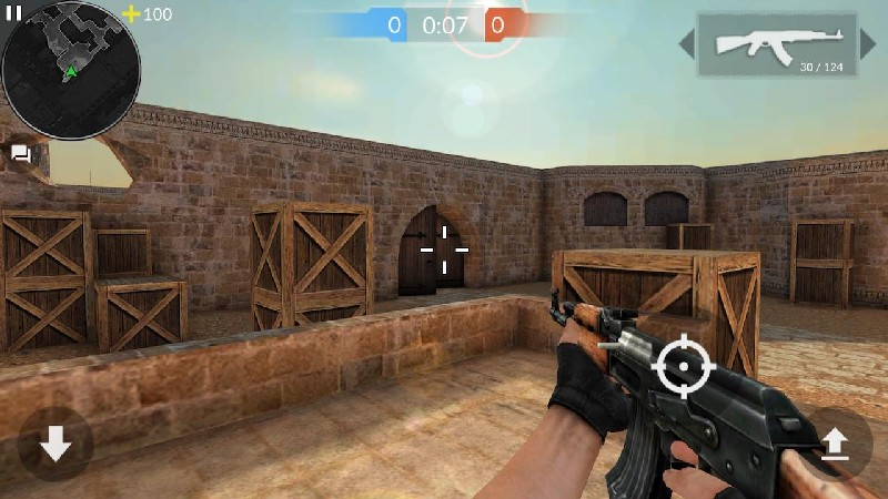 Critical Strike CS Counter Terrorist Online FPS APK MOD imagen 2