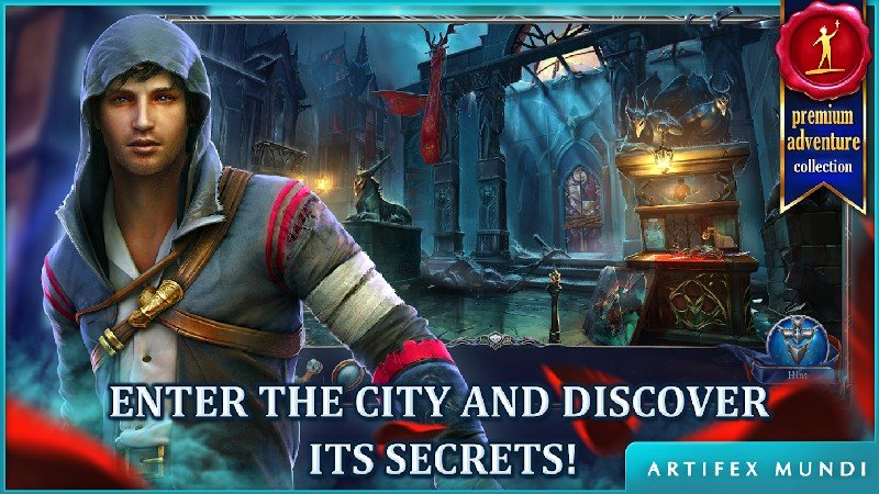 Grim Legends 3 The Dark City APK MOD imagen 1