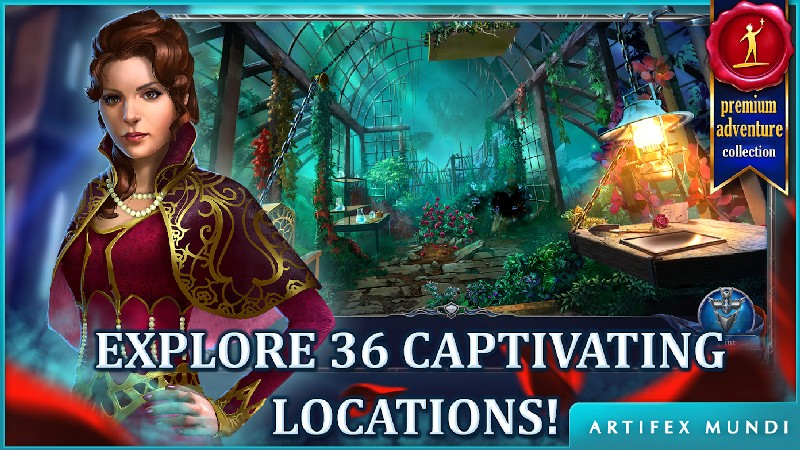 Grim Legends 3 The Dark City APK MOD imagen 3
