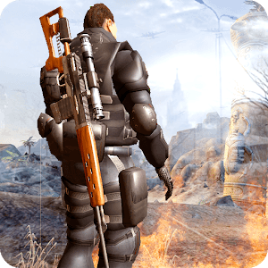 Sniper Ghost Commando Warrior - Jungle Survival APK MOD