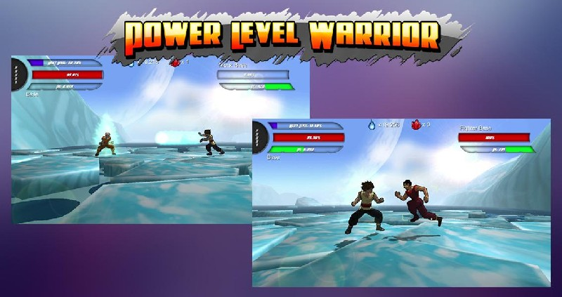 Power Level Warrior APK MOD imagen 2