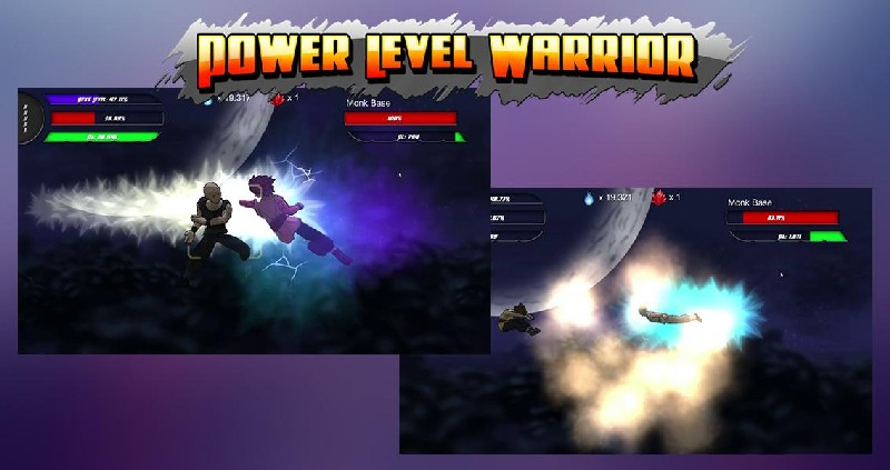 Power Level Warrior APK MOD imagen 4
