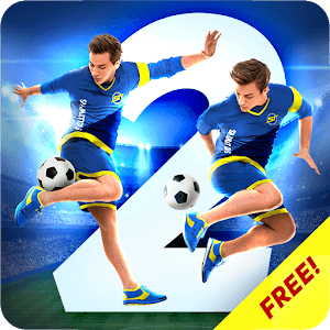 SkillTwins Football Game 2 APK MOD