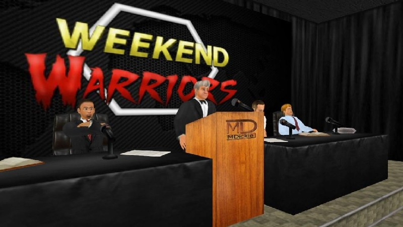 Weekend Warriors MMA APK MOD imagen 3