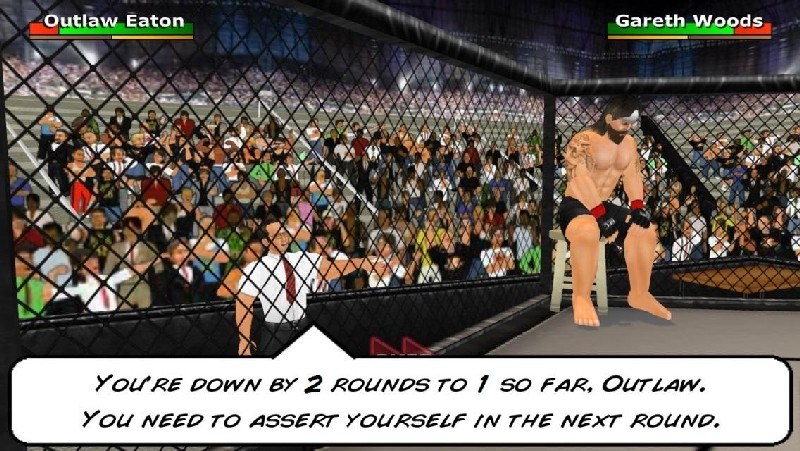 Weekend Warriors MMA APK MOD imagen 4