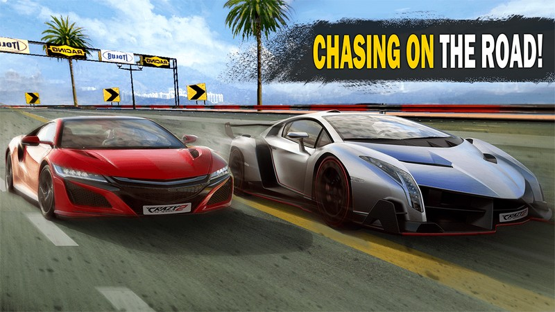 Crazy for Speed APK MOD imagen 1