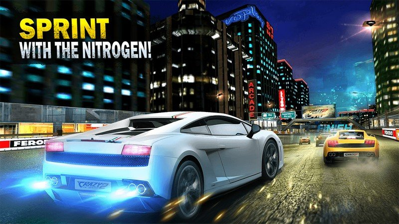 Crazy for Speed APK MOD imagen 5