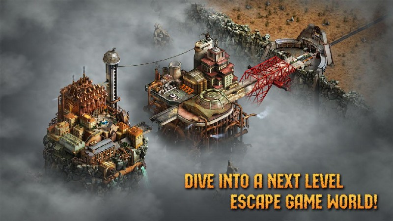 Escape Machine City APK MOD imagen 1