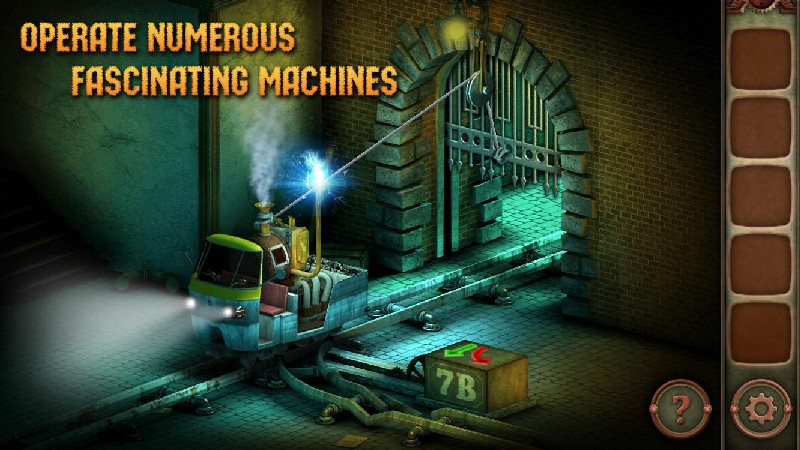 Escape Machine City APK MOD imagen 4