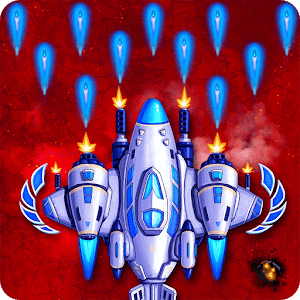 Space X: Sky Wars of Air Force APK MOD