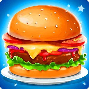 Top Burger Chef Cooking Story APK MOD