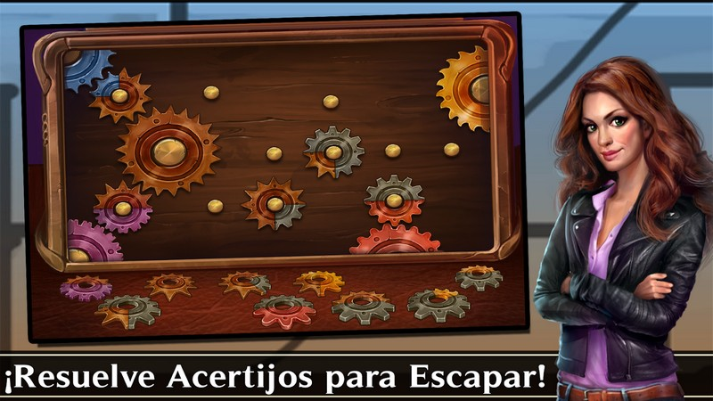 Adventure Escape Murder Manor APK MOD imagen 2