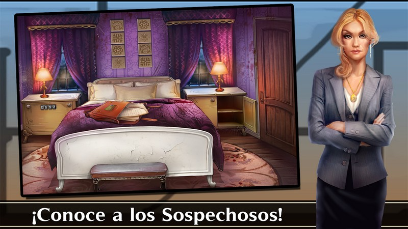 Adventure Escape Murder Manor APK MOD imagen 3