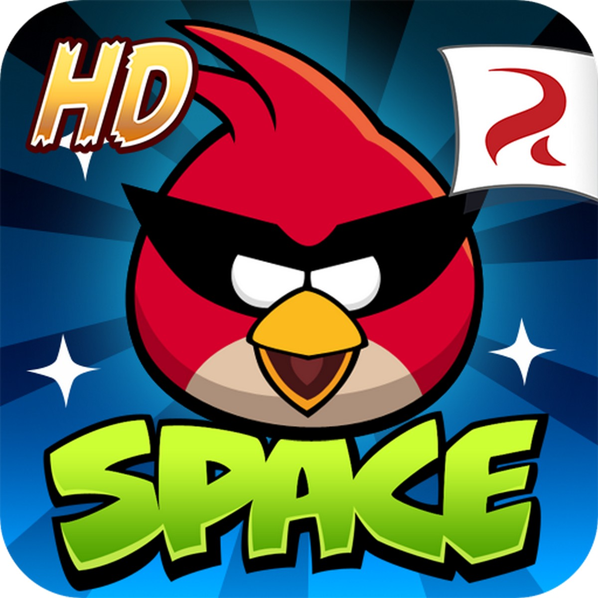 Angry Birds Space HD APK MOD v2.2.14 (Boosters ilimitados) 1