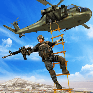 Air Force Shooter 3D - Helicopter Games APK MOD