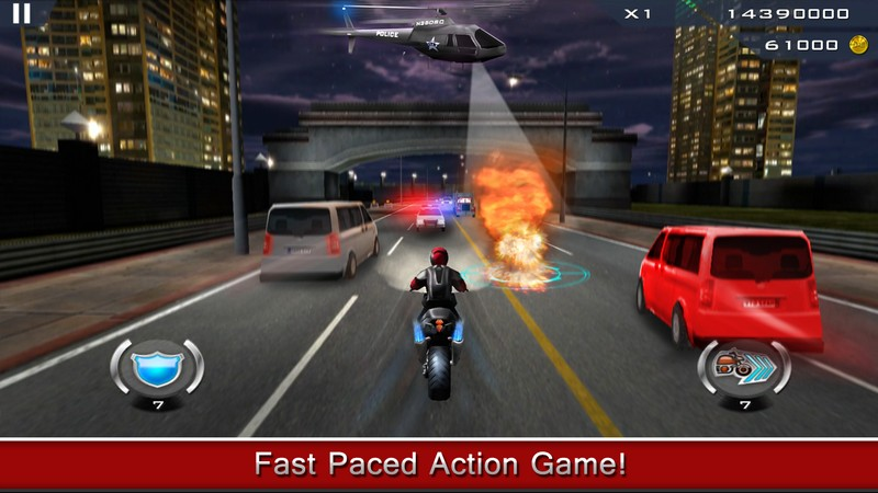 Dhoom 3 The Game APK MOD imagen 1