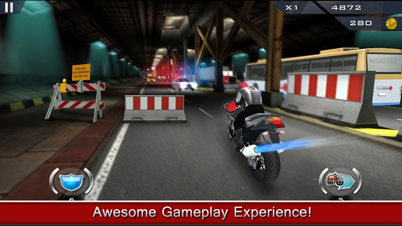 Dhoom 3 The Game APK MOD imagen 2