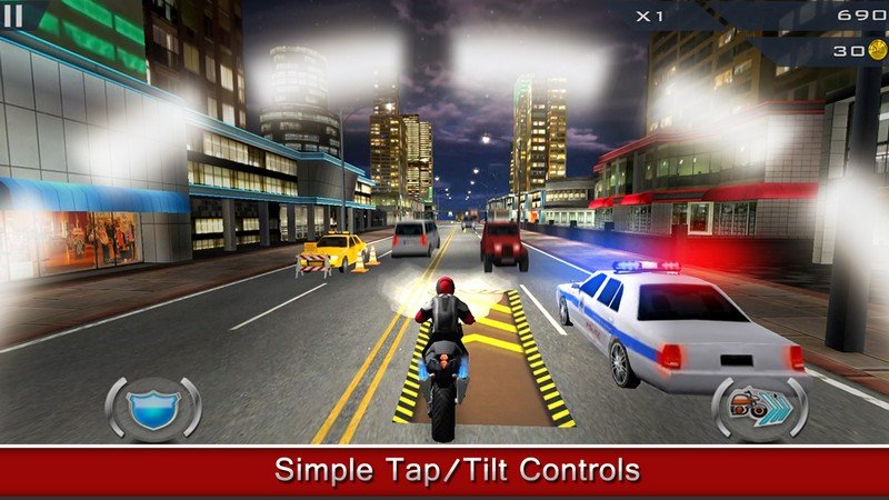 Dhoom 3 The Game APK MOD imagen 3