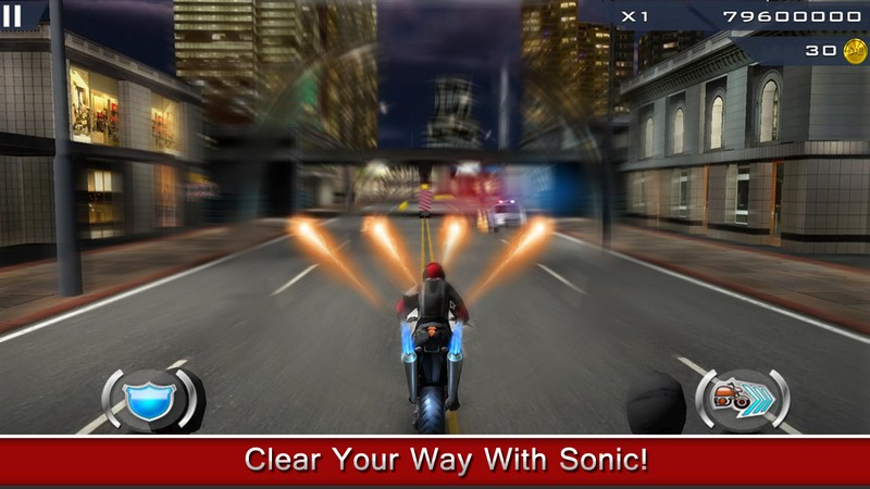 Dhoom 3 The Game APK MOD imagen 4
