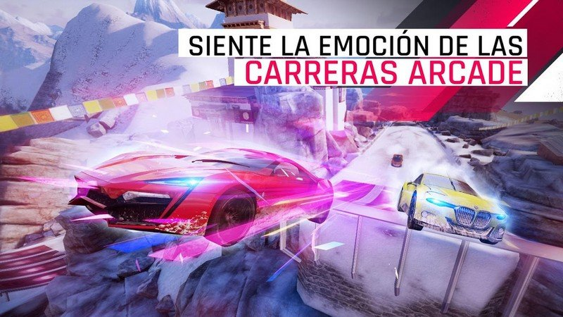 Asphalt 9 Legends – 2018's New Arcade Racing Game APK MOD imagen 2