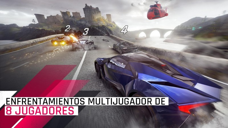 Asphalt 9 Legends – 2018's New Arcade Racing Game APK MOD imagen 3