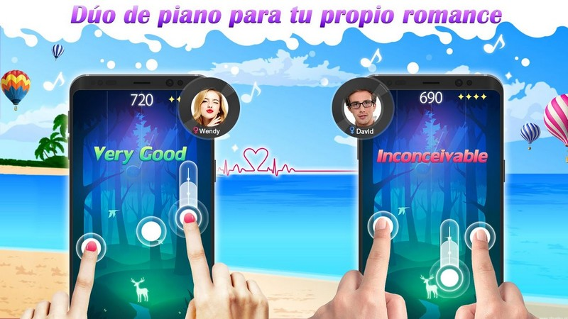 Dream Piano - Music Game APK MOD imagen 4