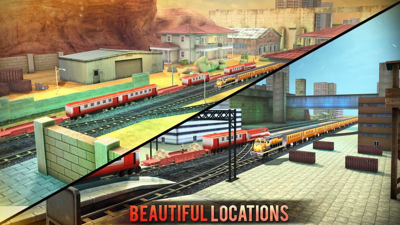 Sniper 3D Train Shooting Game APK MOD imagen 2