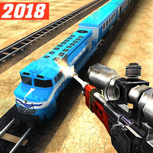 Sniper 3D Train Shooting Game APK MOD