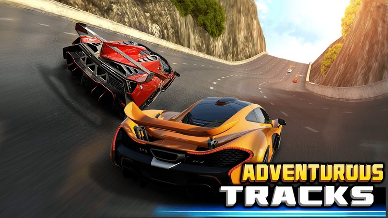 Crazy for Speed 2 APK MOD imagen 1