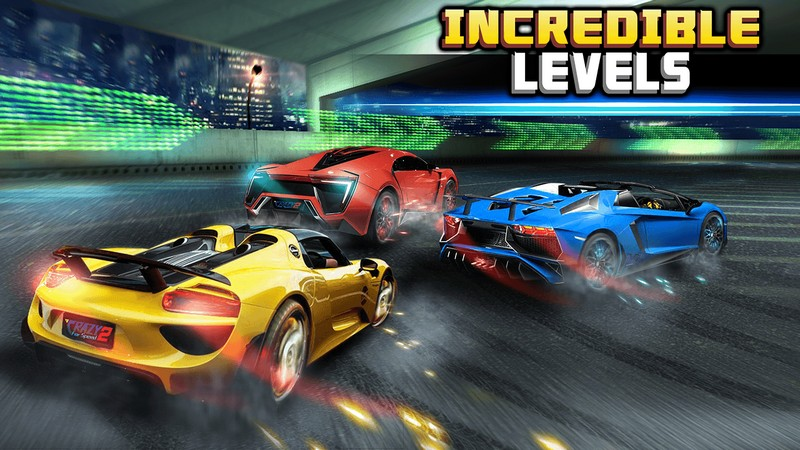 Crazy for Speed 2 APK MOD imagen 2
