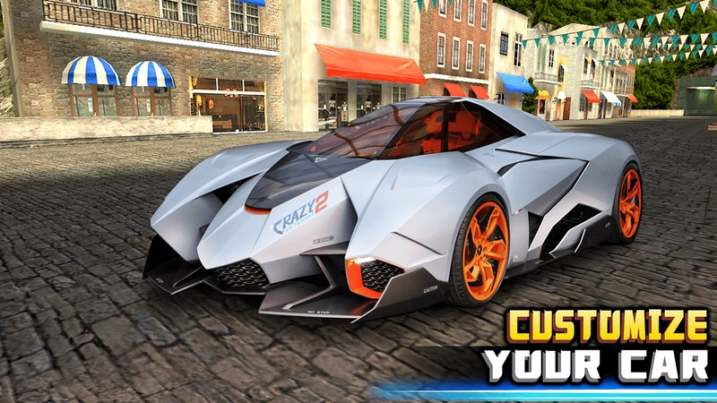 Crazy for Speed 2 APK MOD imagen 3