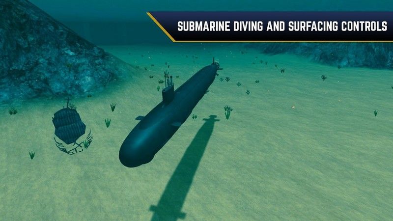 Enemy Waters Submarine and Warship battles APK MOD imagen 5