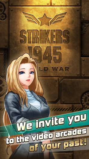 STRIKERS 1945 World War APK MOD Imagen 4