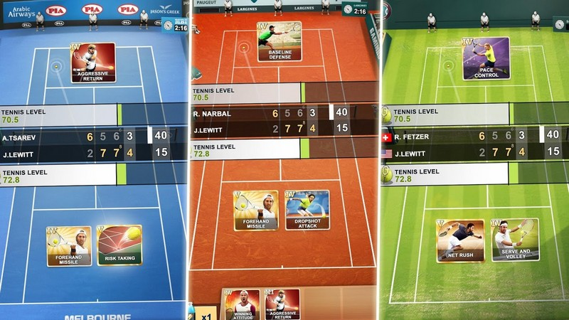 TOP SEED Tennis Manager 2020 APK MOD v2.46.3 (Dinero infinito) 1