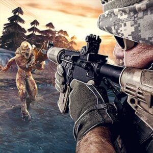 ZOMBIE Beyond Terror FPS Shooting Game APK MOD