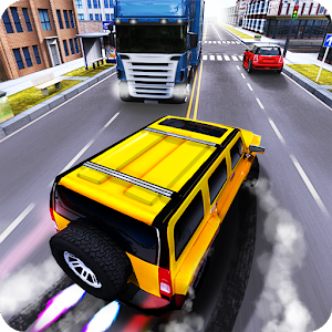 Race the Traffic Nitro APK MOD