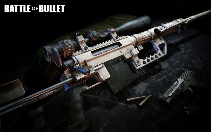 Battle Of Bullet free offline shooting games APK MOD imagen 5