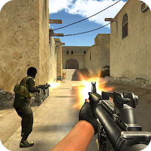 Counter Terrorist Shoot APK MOD