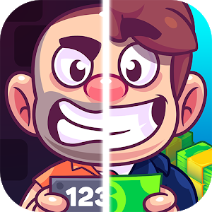 Idle Prison Tycoon - Mine & Crafting Building City APK MOD