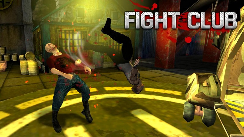 Fight Club - Fighting Games APK MOD imagen 1