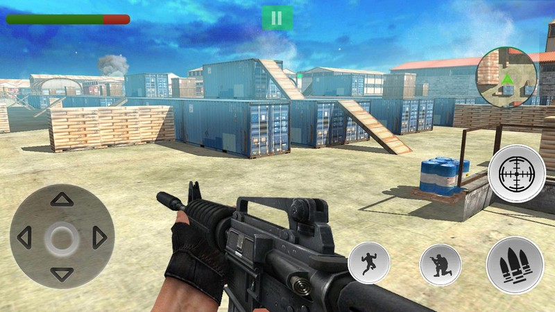 Mission Counter Attack APK MOD imagen 3