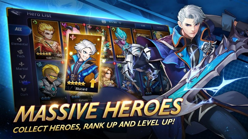 Mobile Legends Adventure APK MOD imagen 1