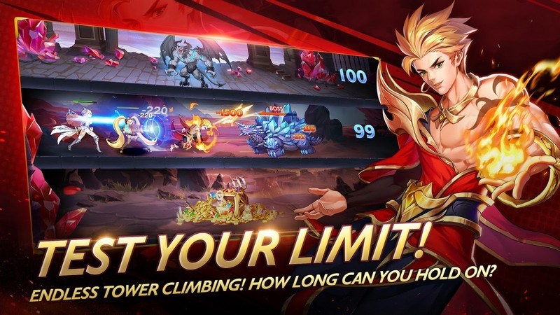 Mobile Legends Adventure APK MOD imagen 3