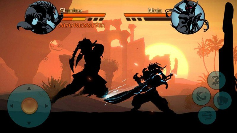Fighting Story Hero Kingdom Fight APK MOD imagen 1