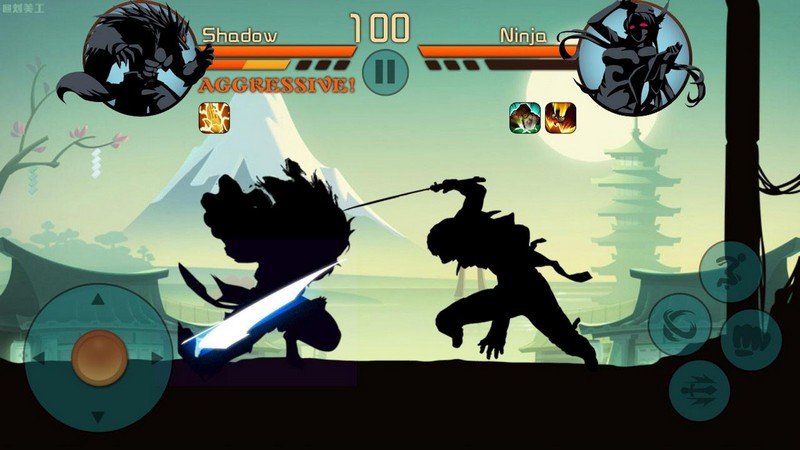 Fighting Story Hero Kingdom Fight APK MOD imagen 3