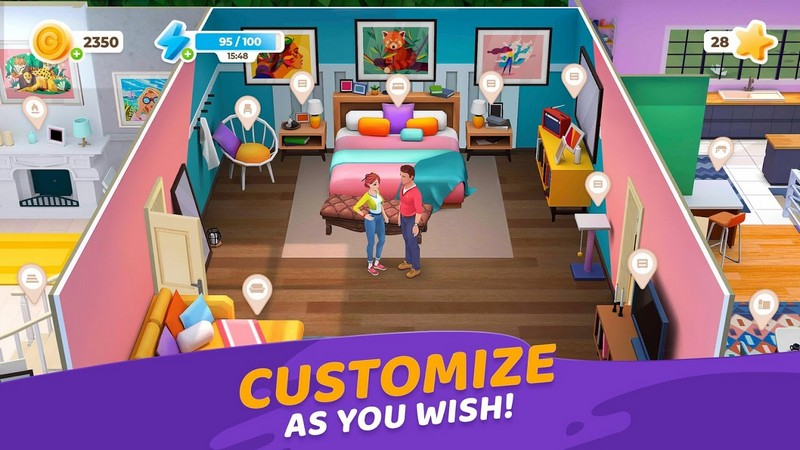 Gallery Coloring Book & Decor APK MOD imagen 3
