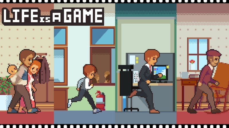 Life is a Game APK MOD imagen 2