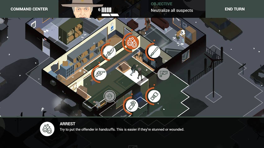 This Is the Police 2 APK MOD Imagen 5