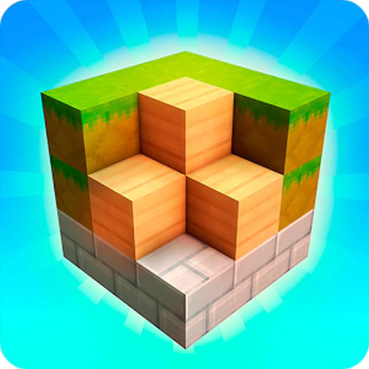 Block Craft 3D Building Game APK MOD
